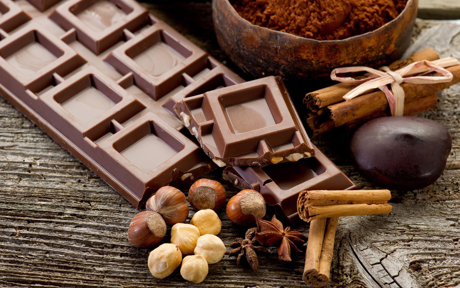 Картинки с шоколадом