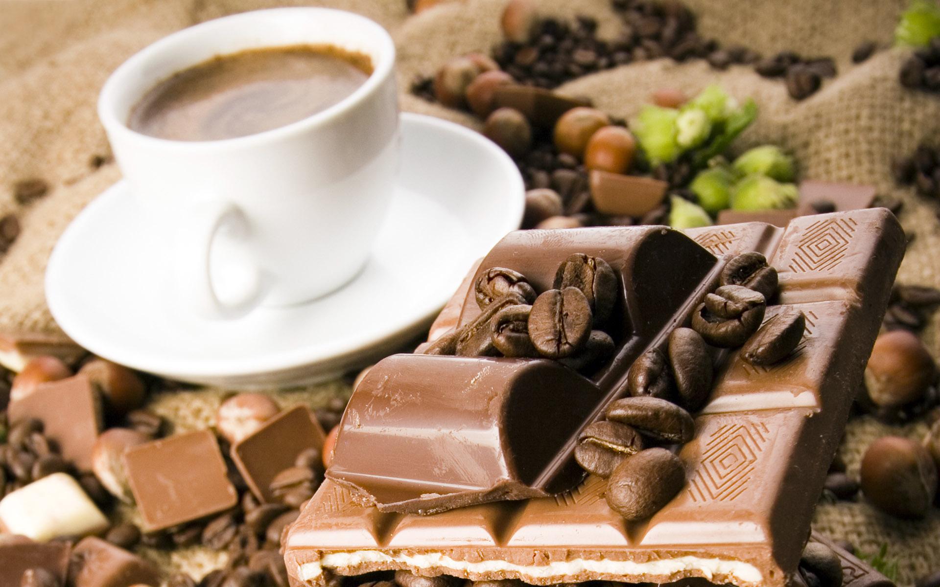 картинки кофе и шоколад по французски красивые личное