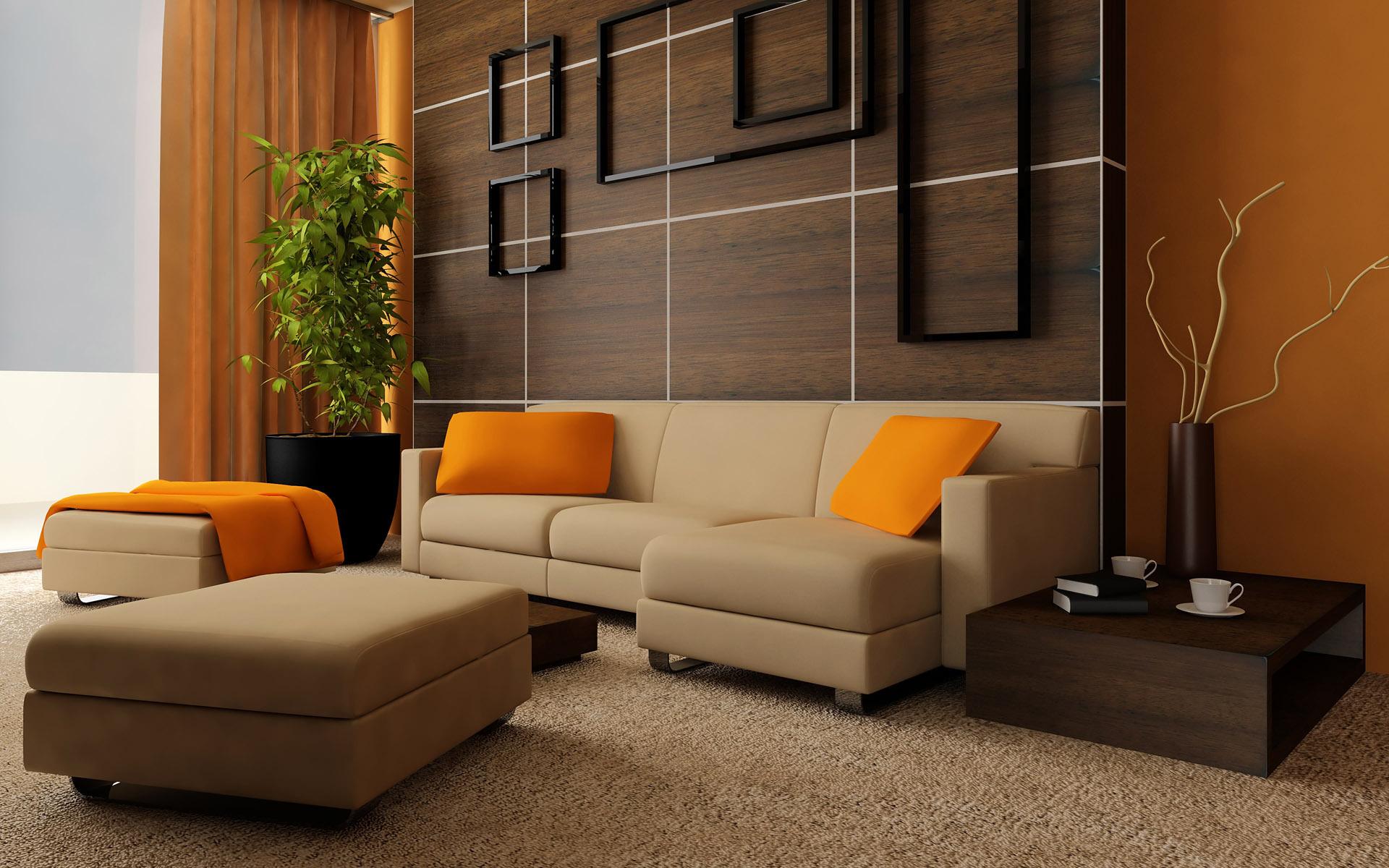 Цвет в интерьере квартиры фото