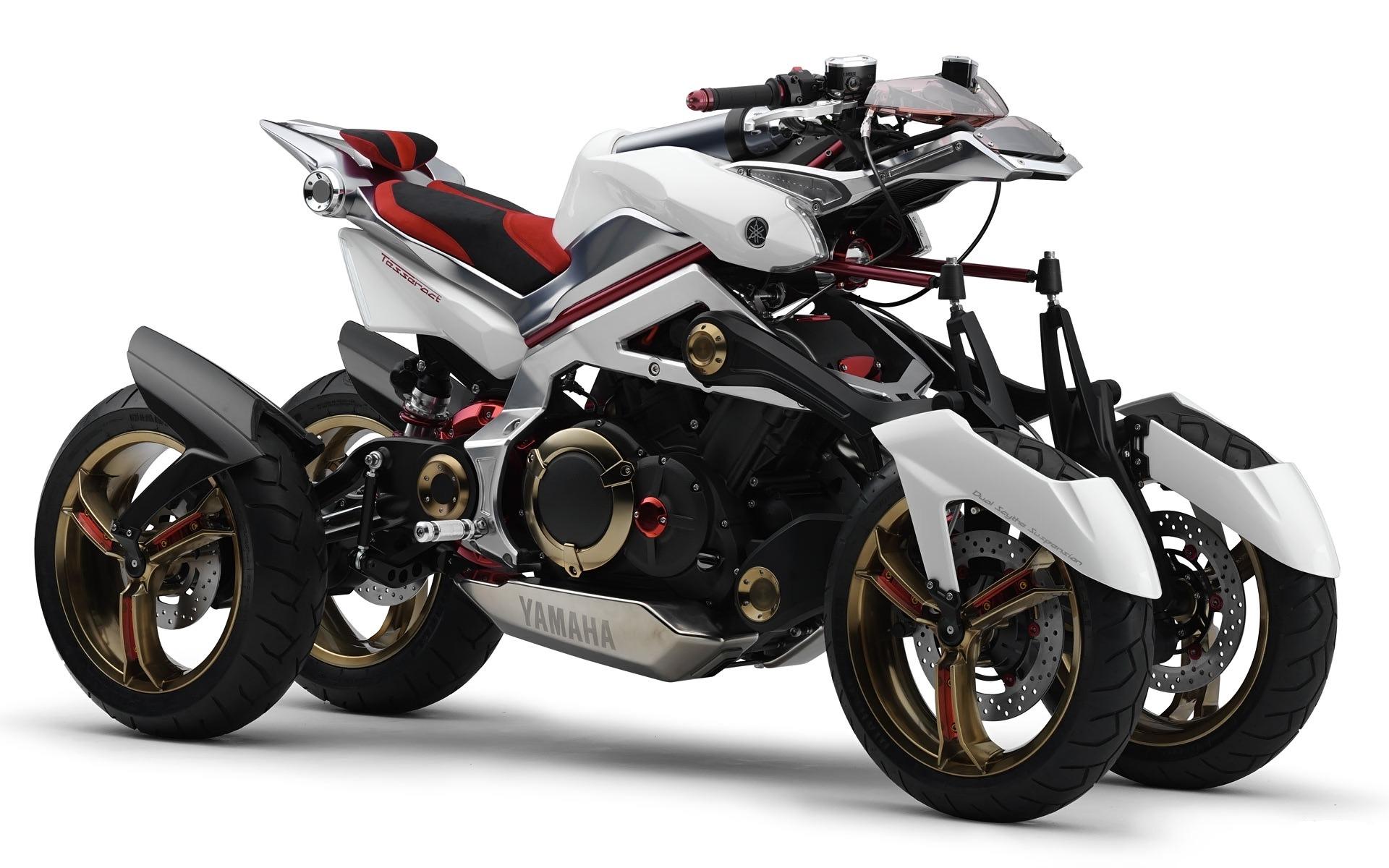 Bikes Yamaha Yamaha Tesseract