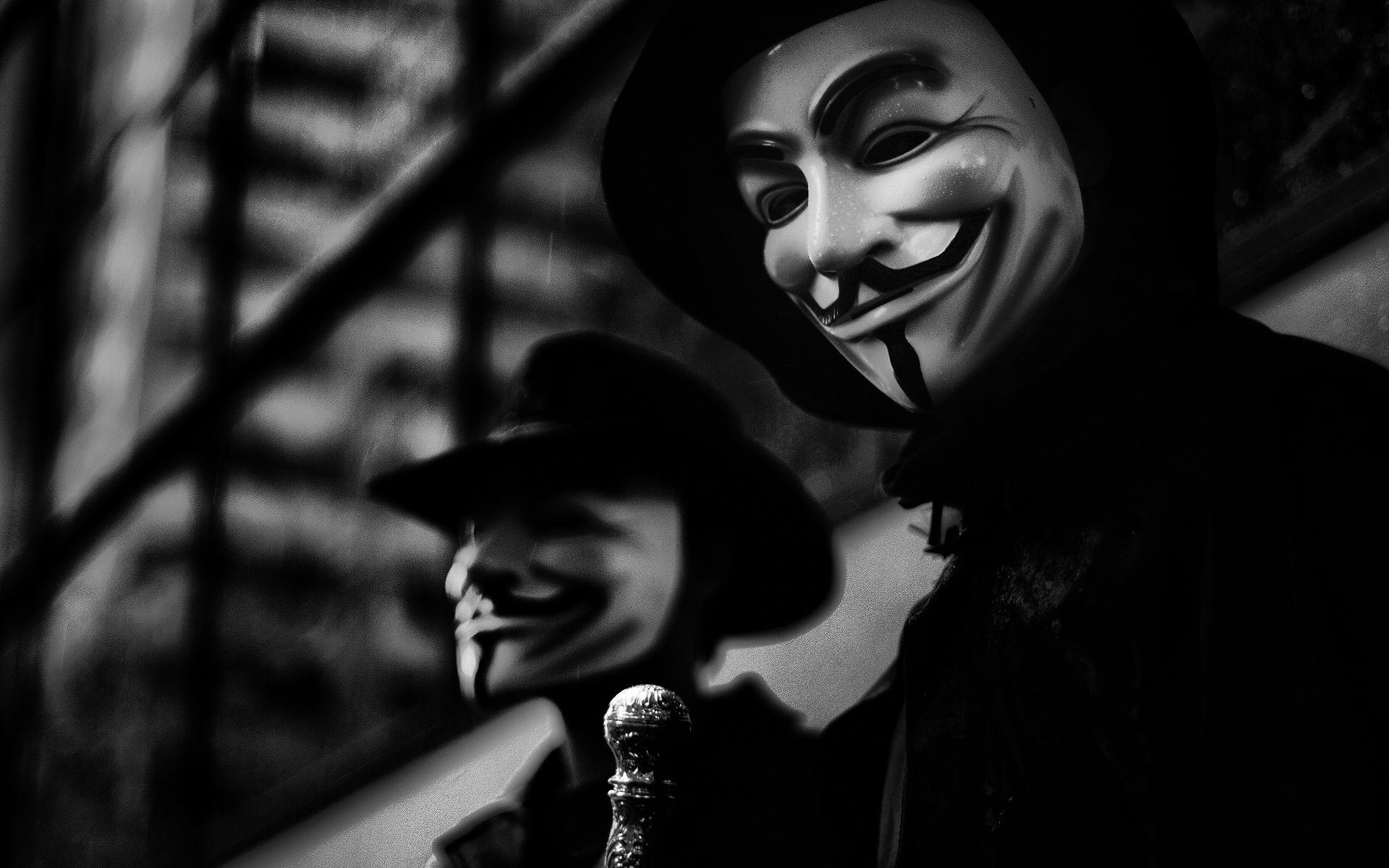 film V for Vendetta wa...V For Vendetta Movie Wallpaper