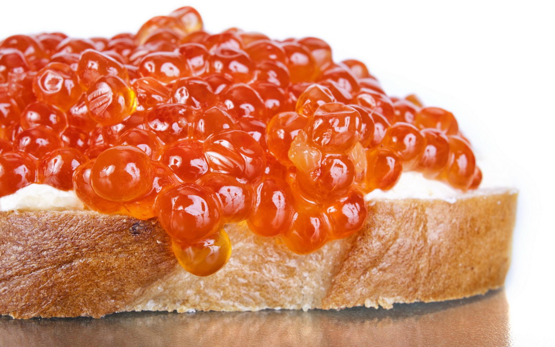 картинка бутерброд с икрой ферзь