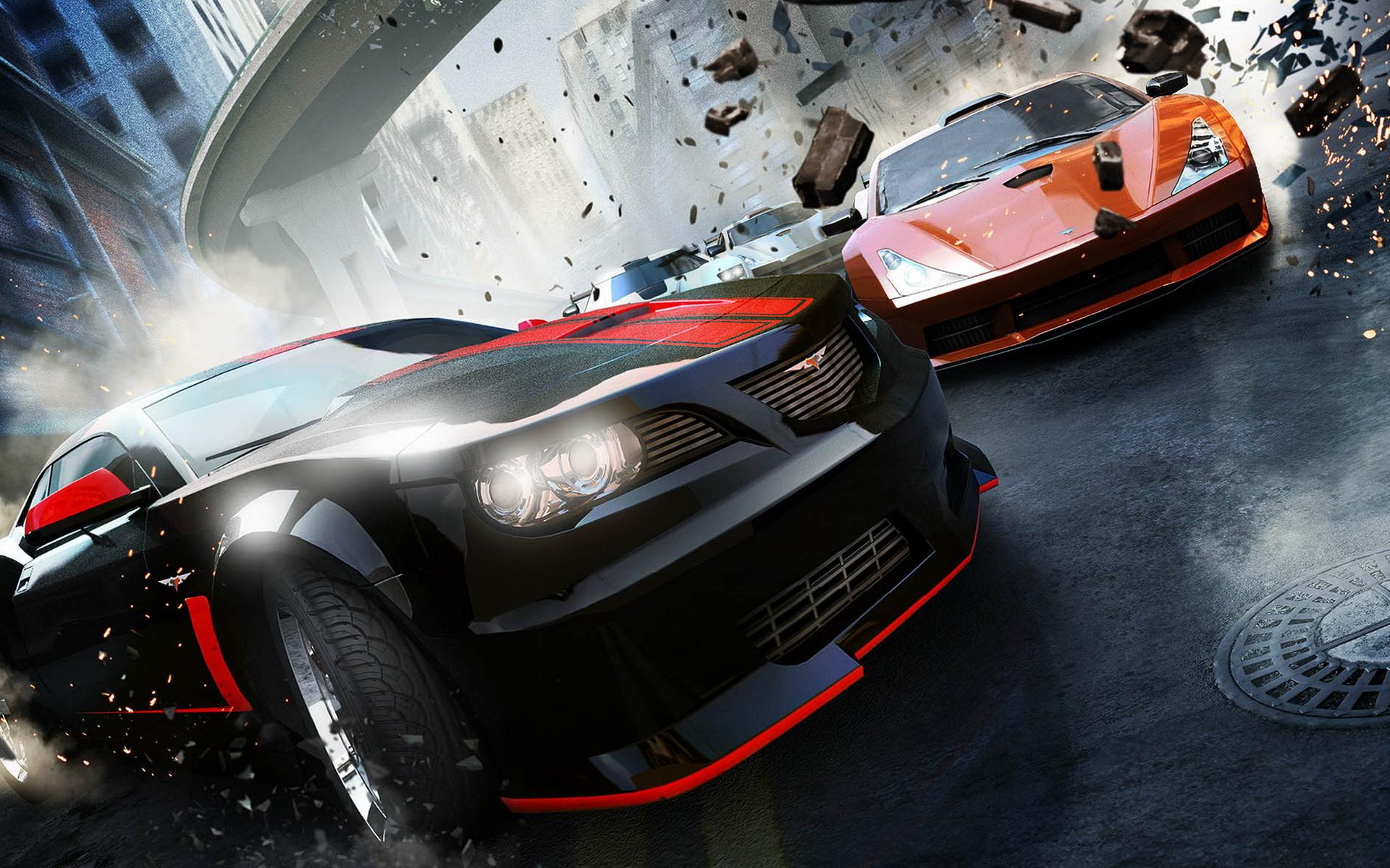 Car game wallpaper hd