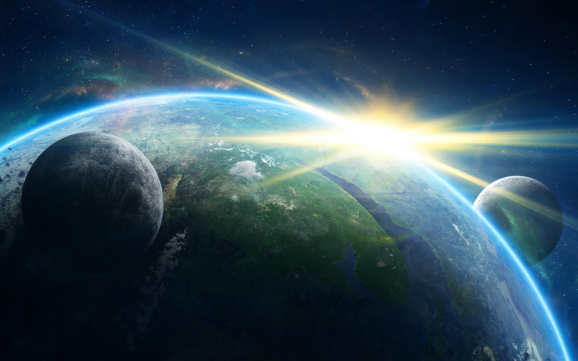 Солнечная система - творение разума…, ч. VI