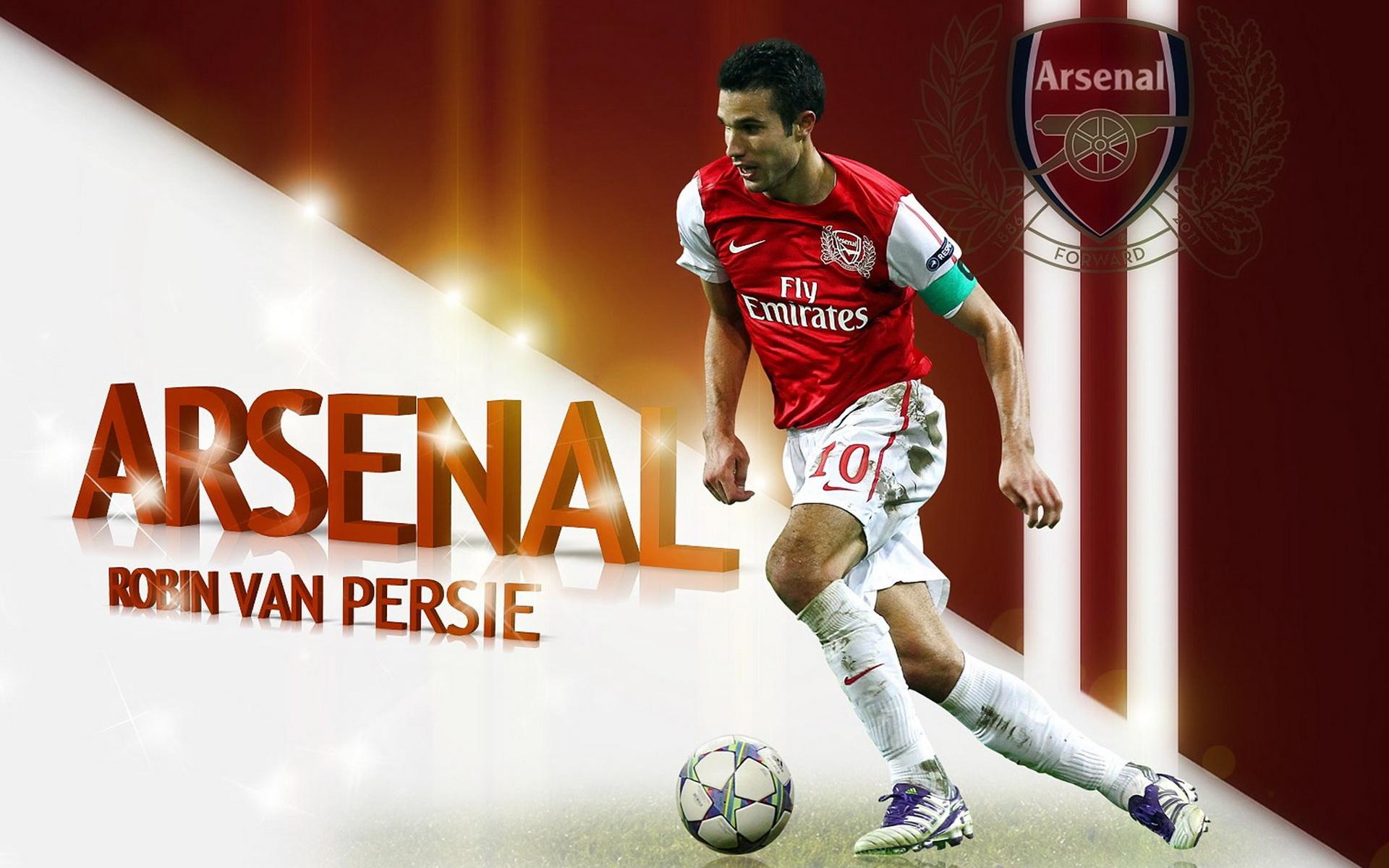 Van Persie Arsenal Wallpaper Robin Van Persie 1920x1200
