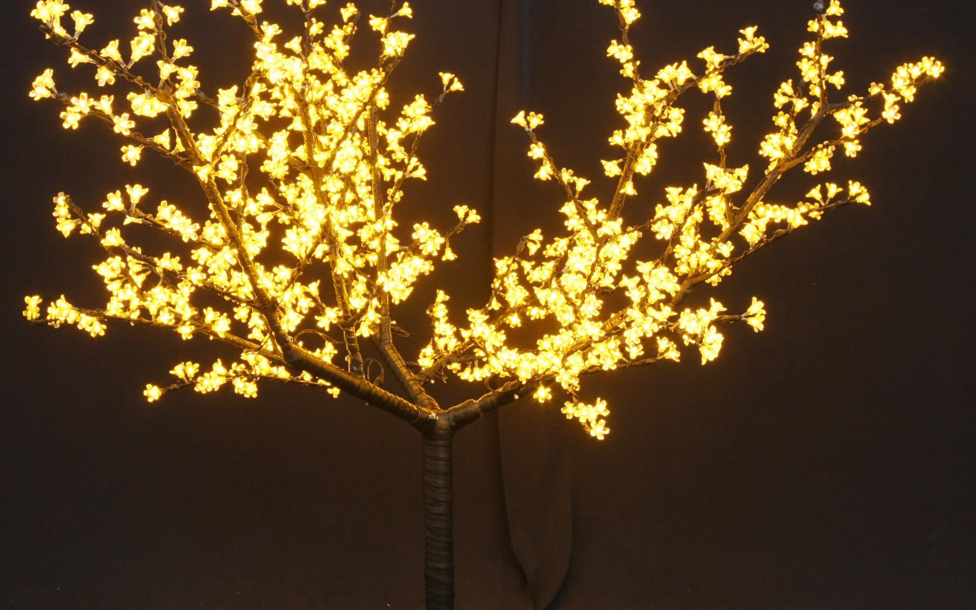 Декоративное дерево для улицы своими руками