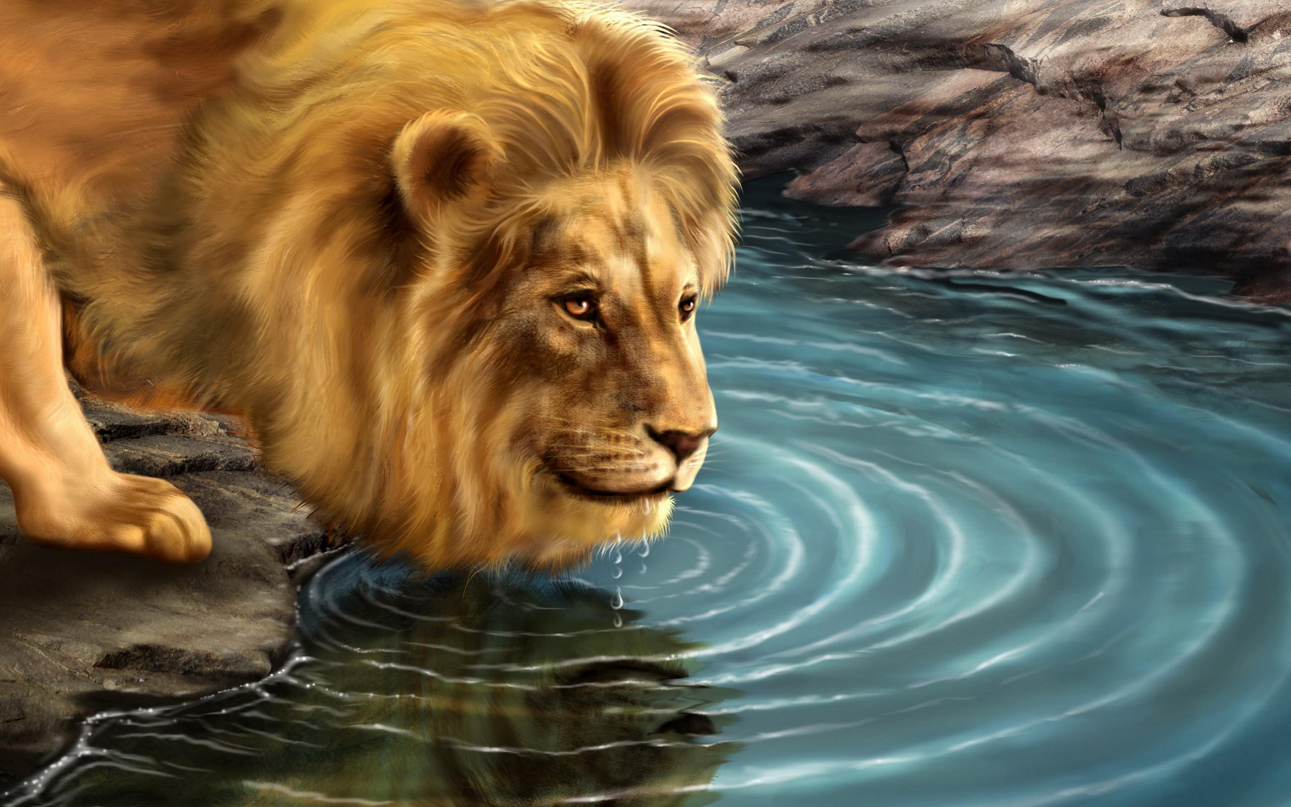 Живые картинки природы которые двигаются и картинки животных