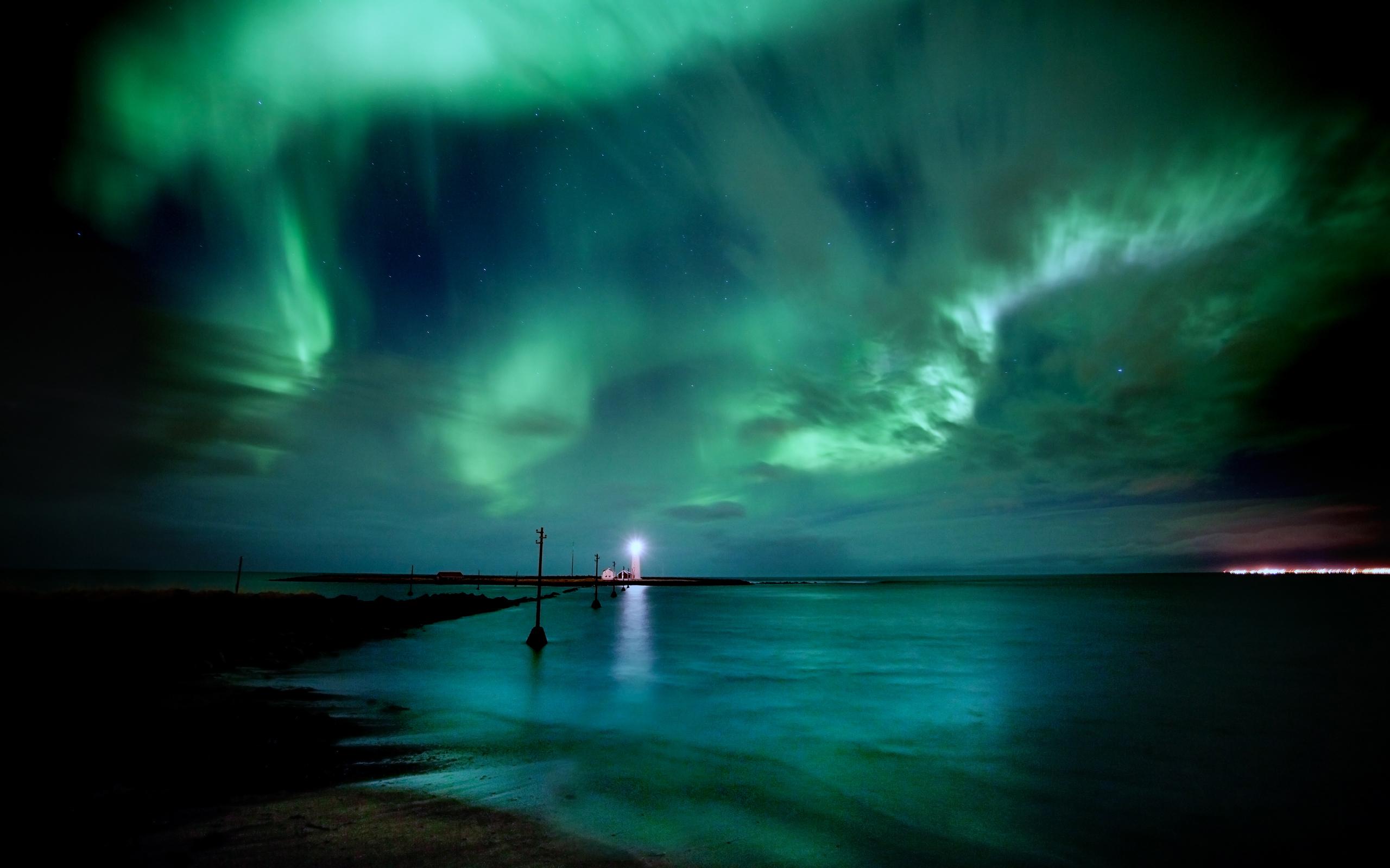 aurora borealis nature - photo #16