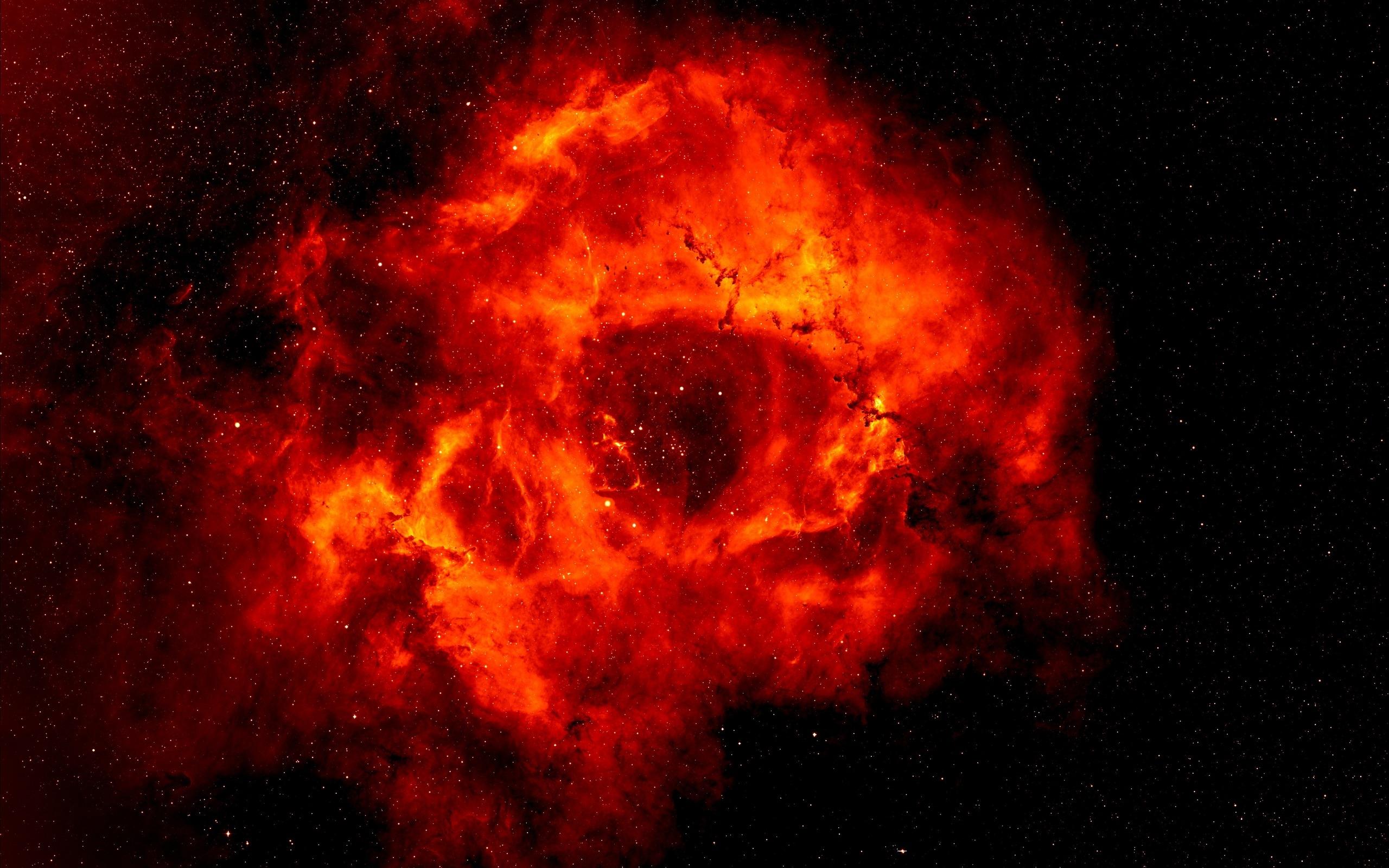 rosette nebula wallpaper - photo #8