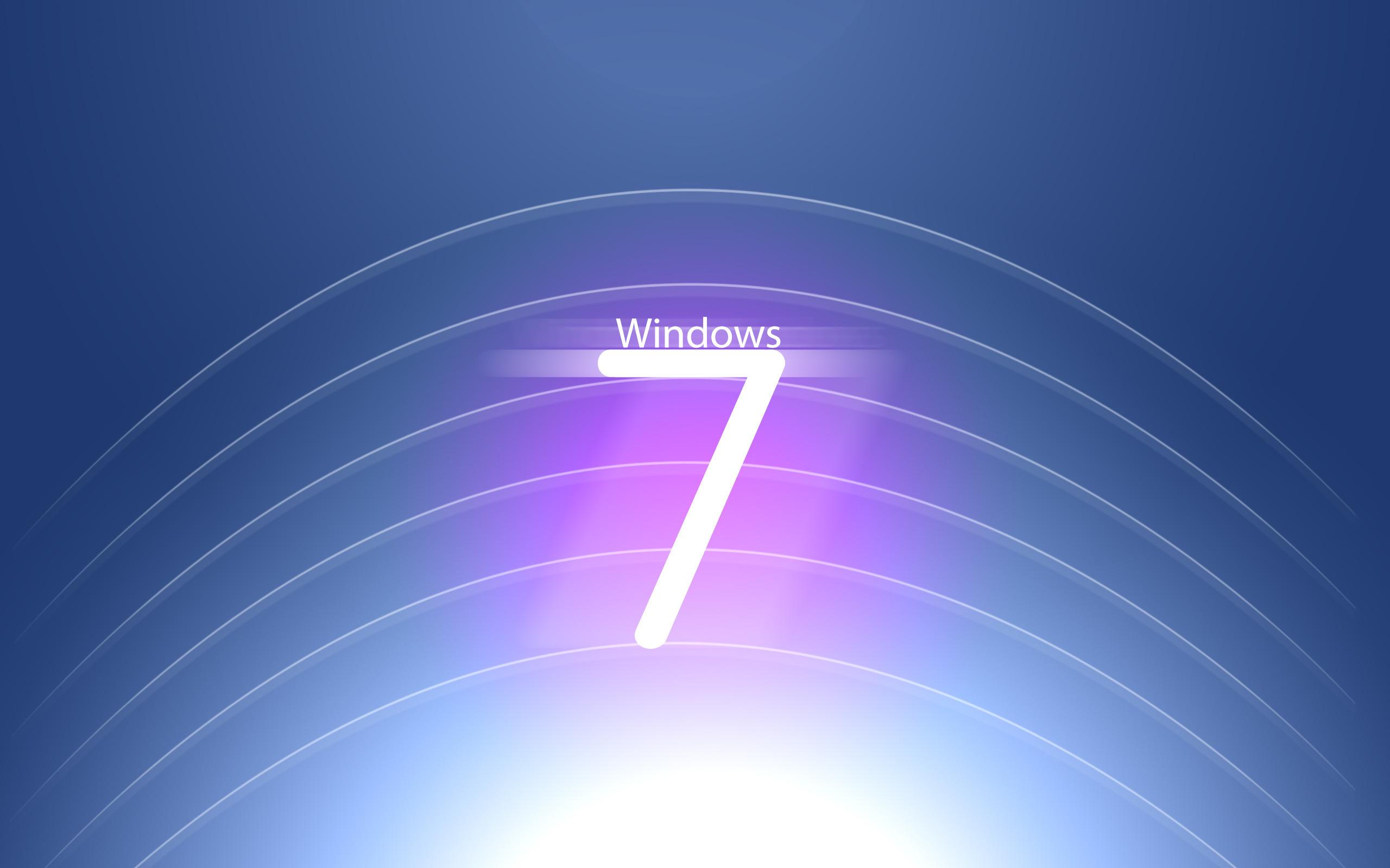 обои рабочего стола windows 7 природа 2388
