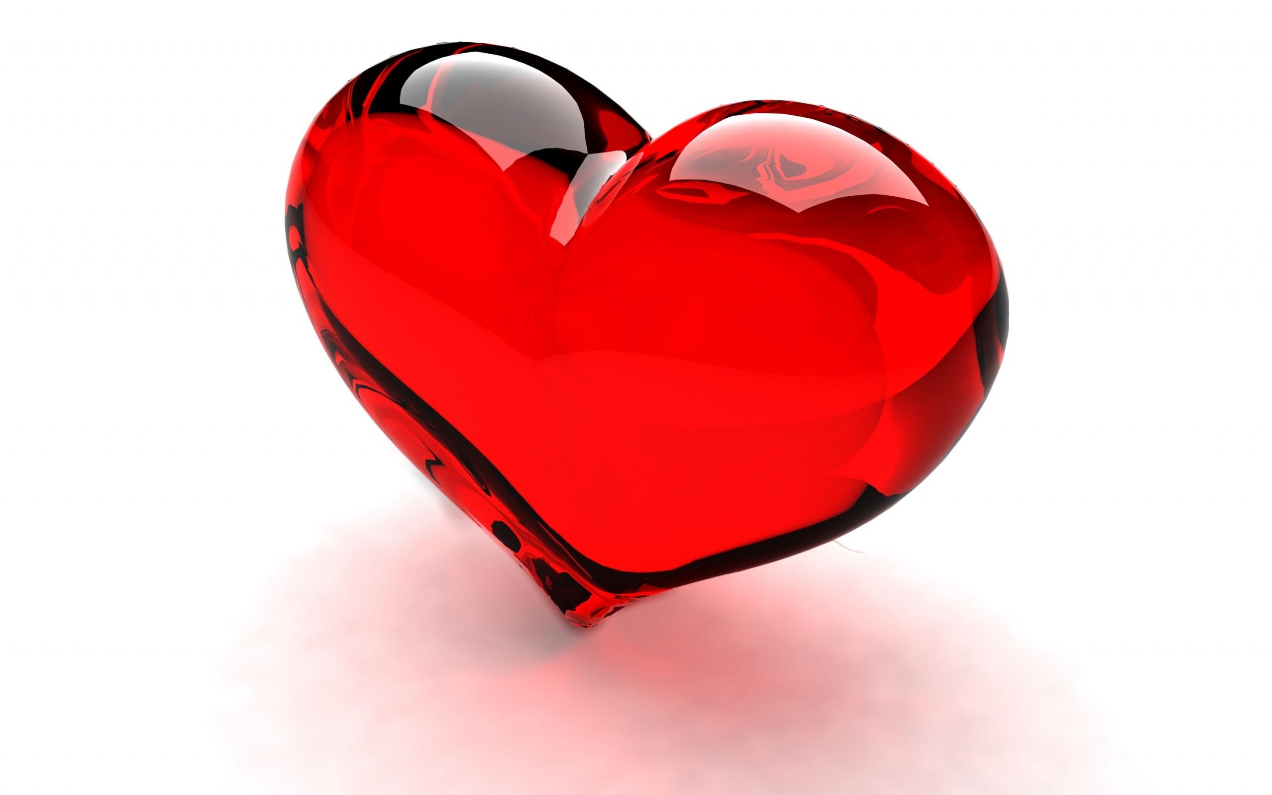 Самые красивые картинки сердец