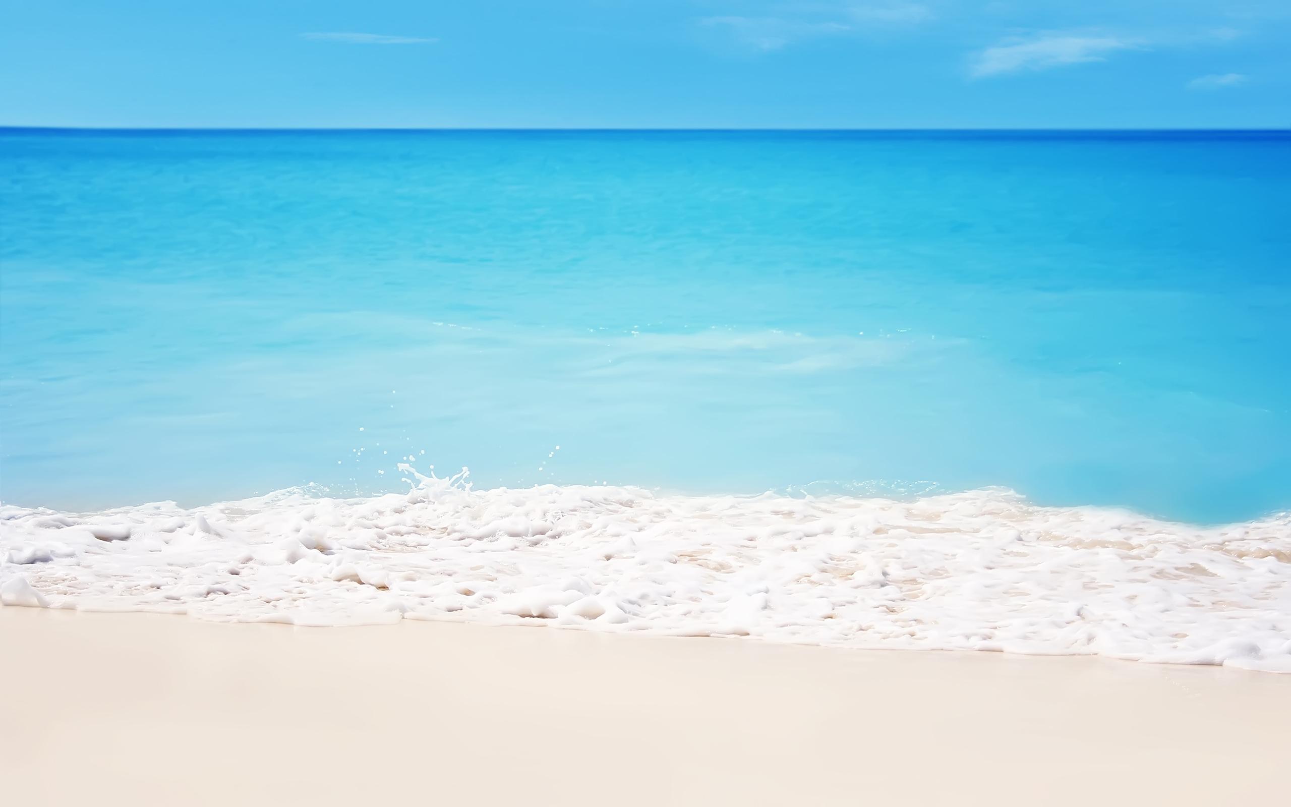 Белый песок картинка