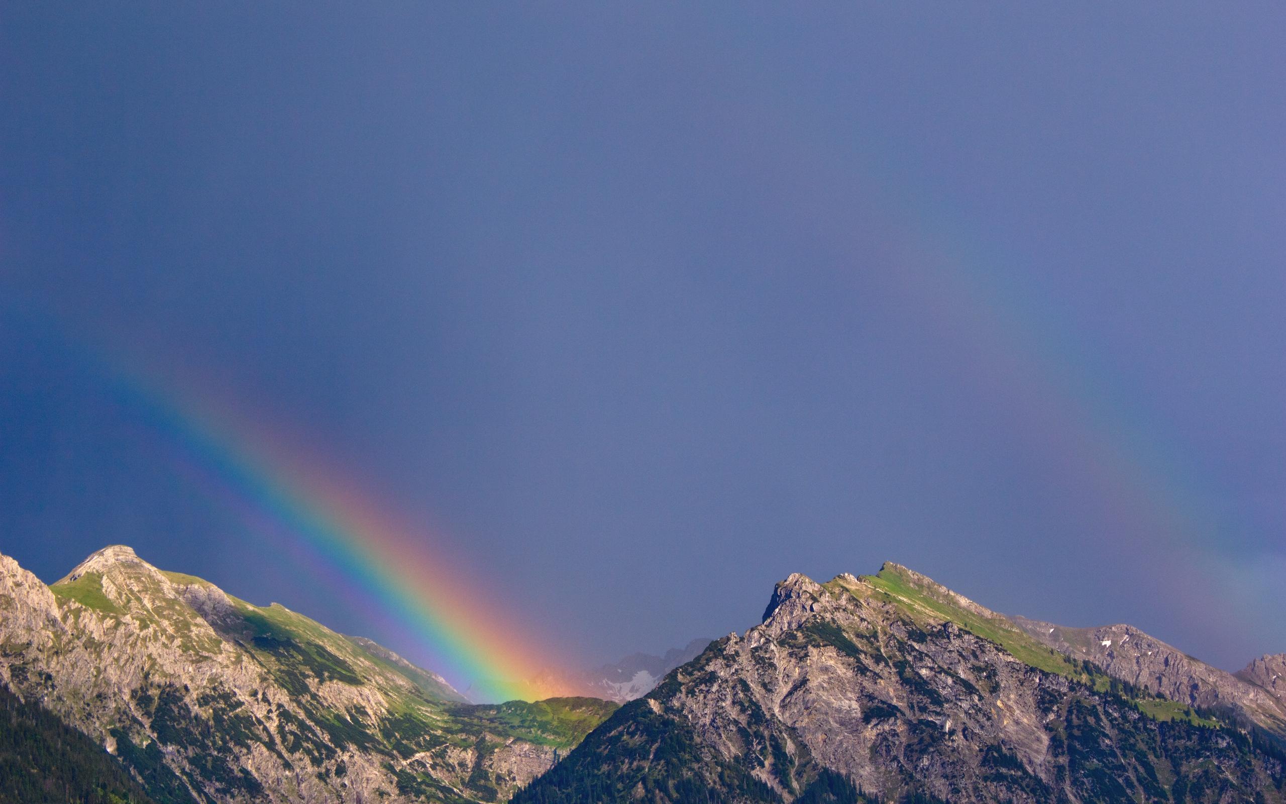 красивые виды радуги фото как правильно