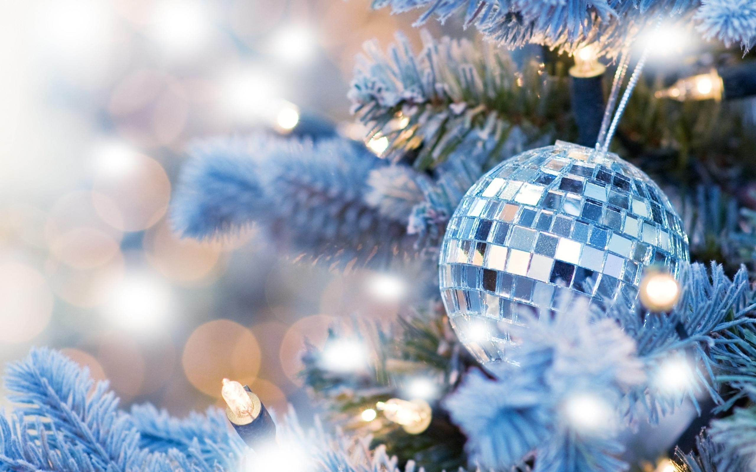 Zastaki.com - Новогодняя елка
