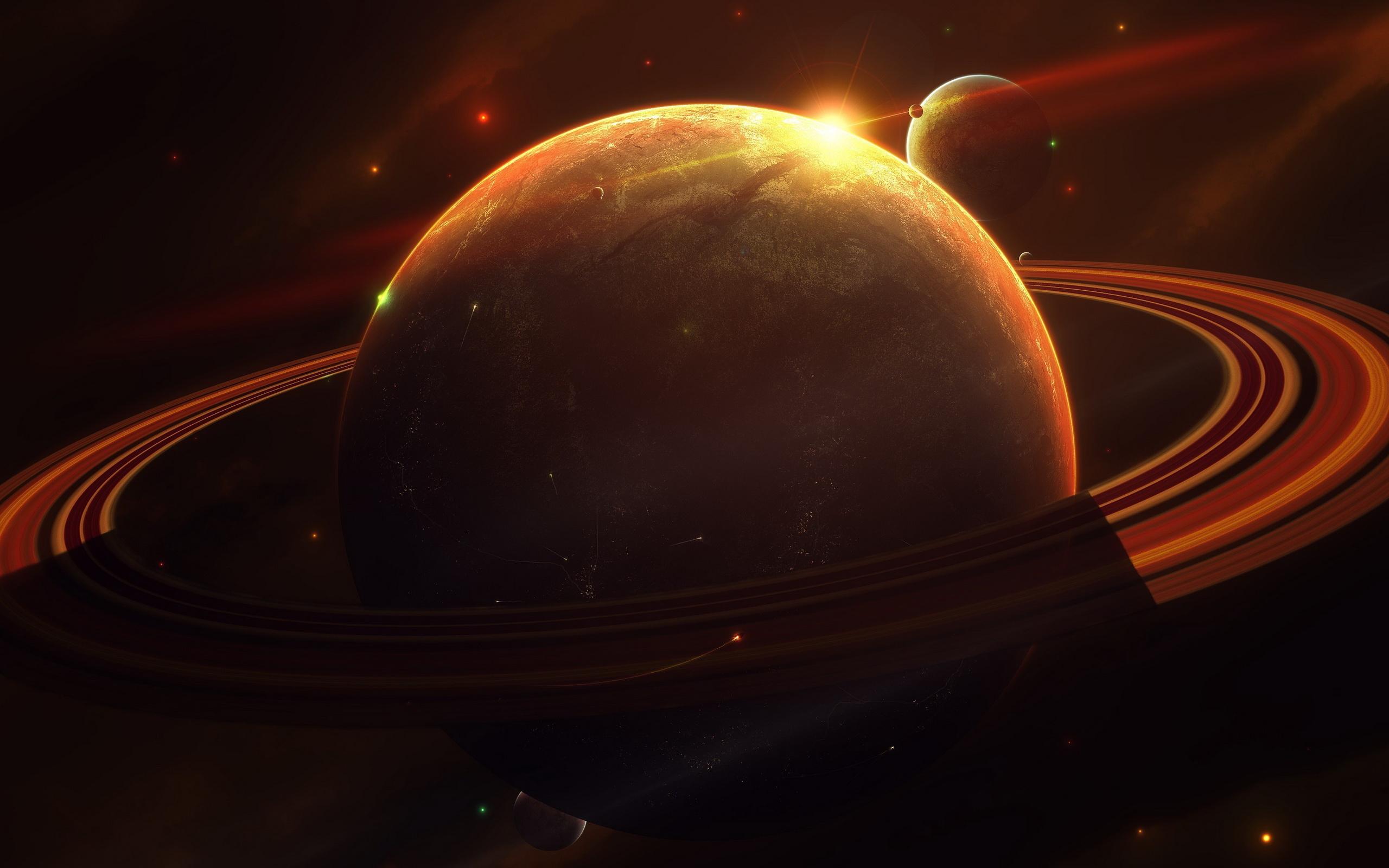 Картинки с планетой сатурн, вставками