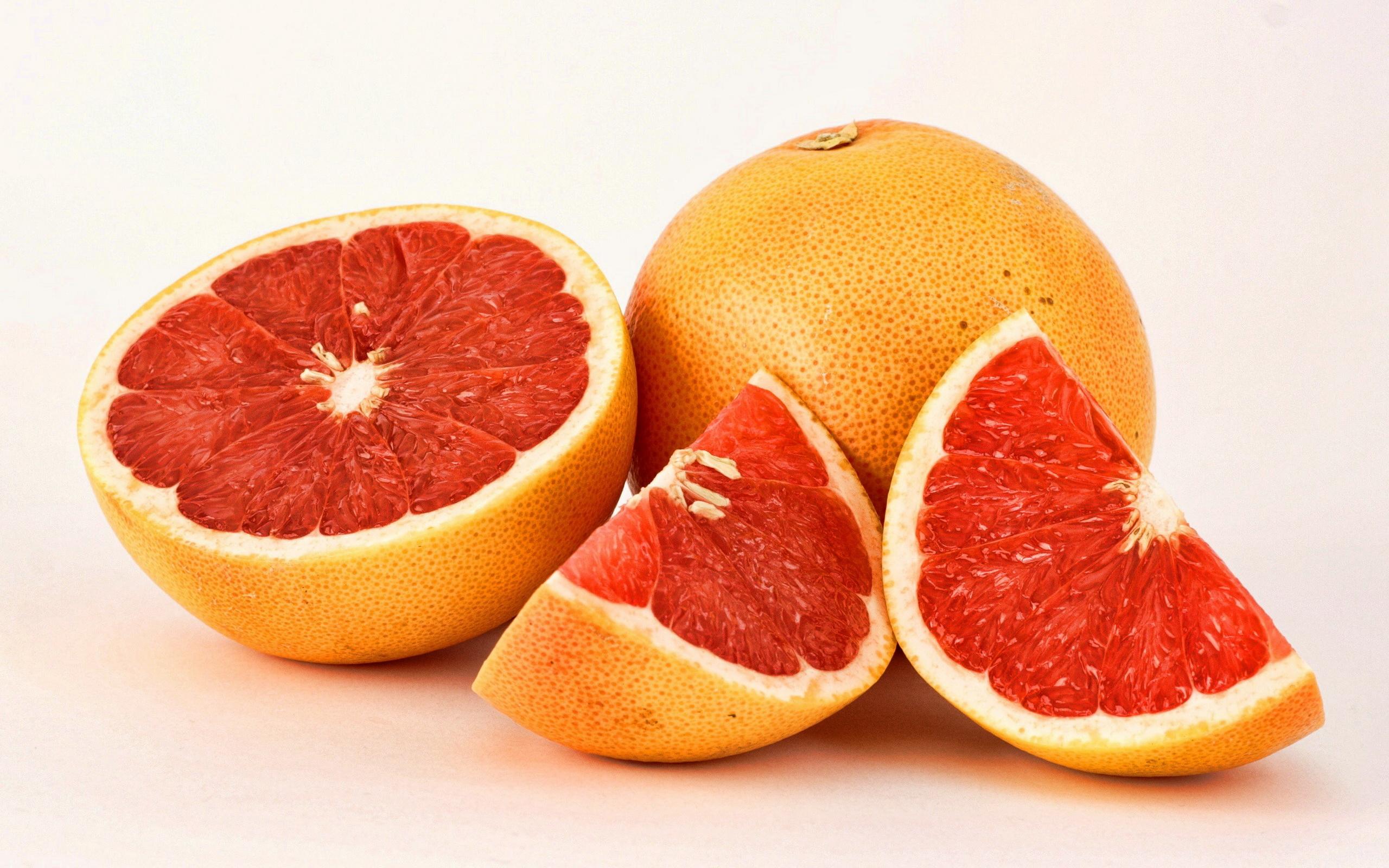 Грейпфрут Желтый Или Красный Для Похудения. Грейпфрут для похудения – как есть