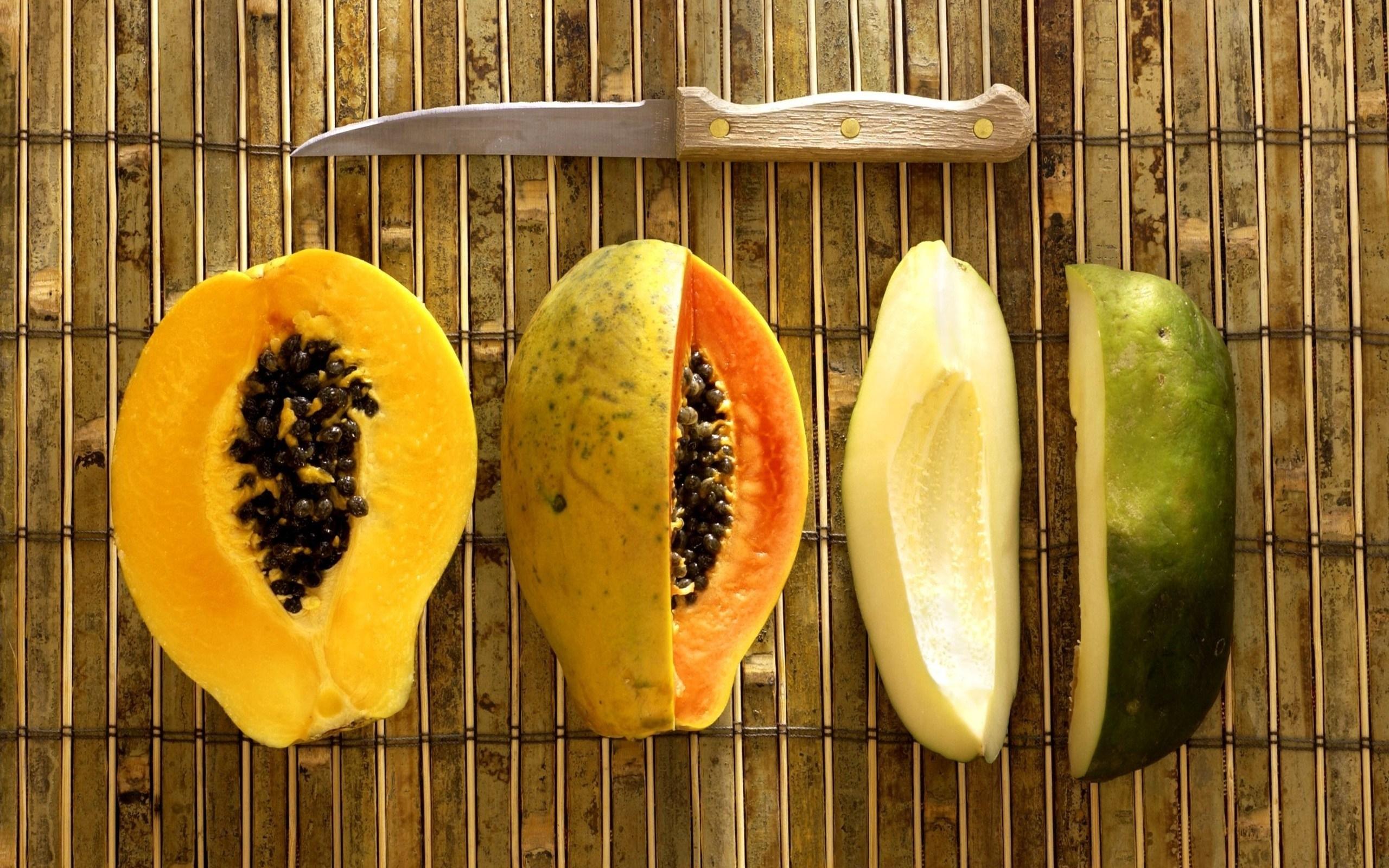 Papaya and avocado wallpapers and images - wallpapers ...