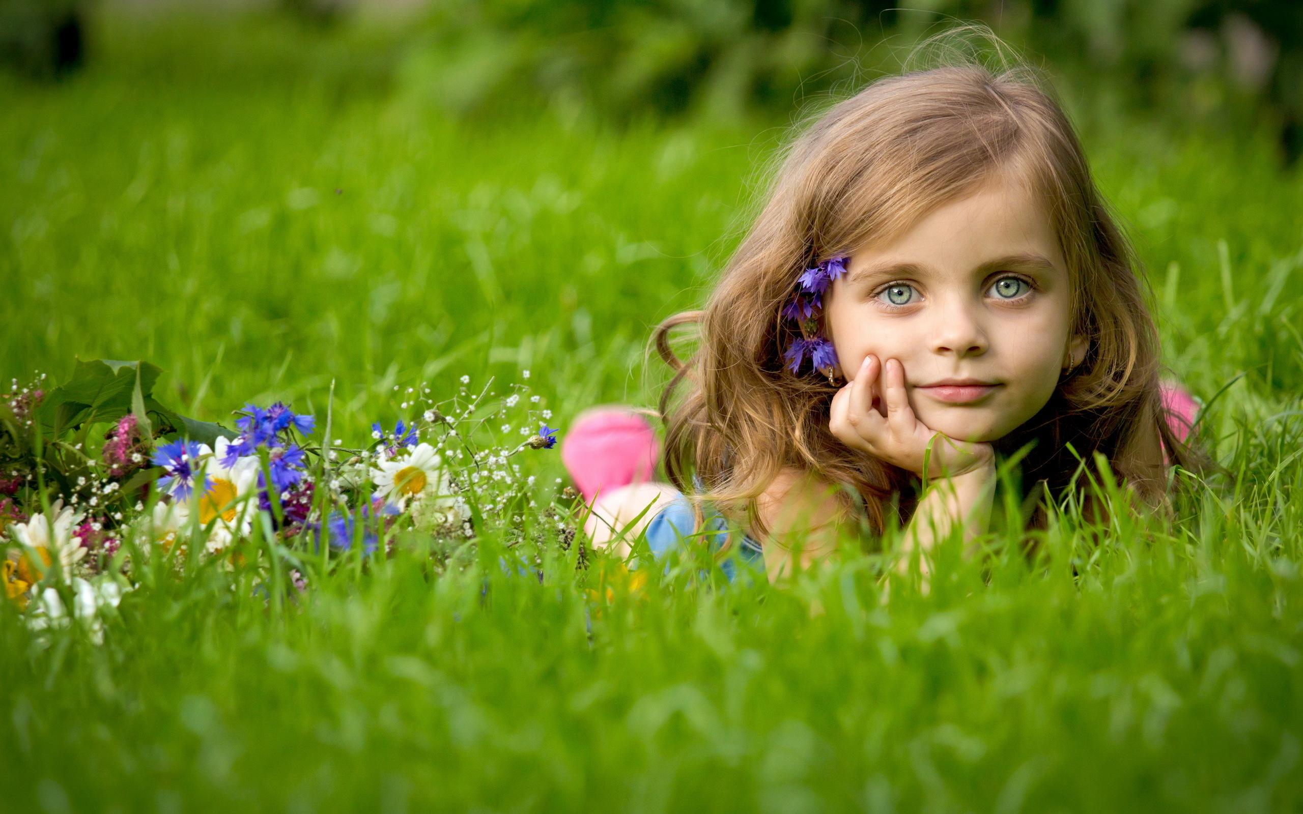 Как сделать красивые фото на природе с ребенком