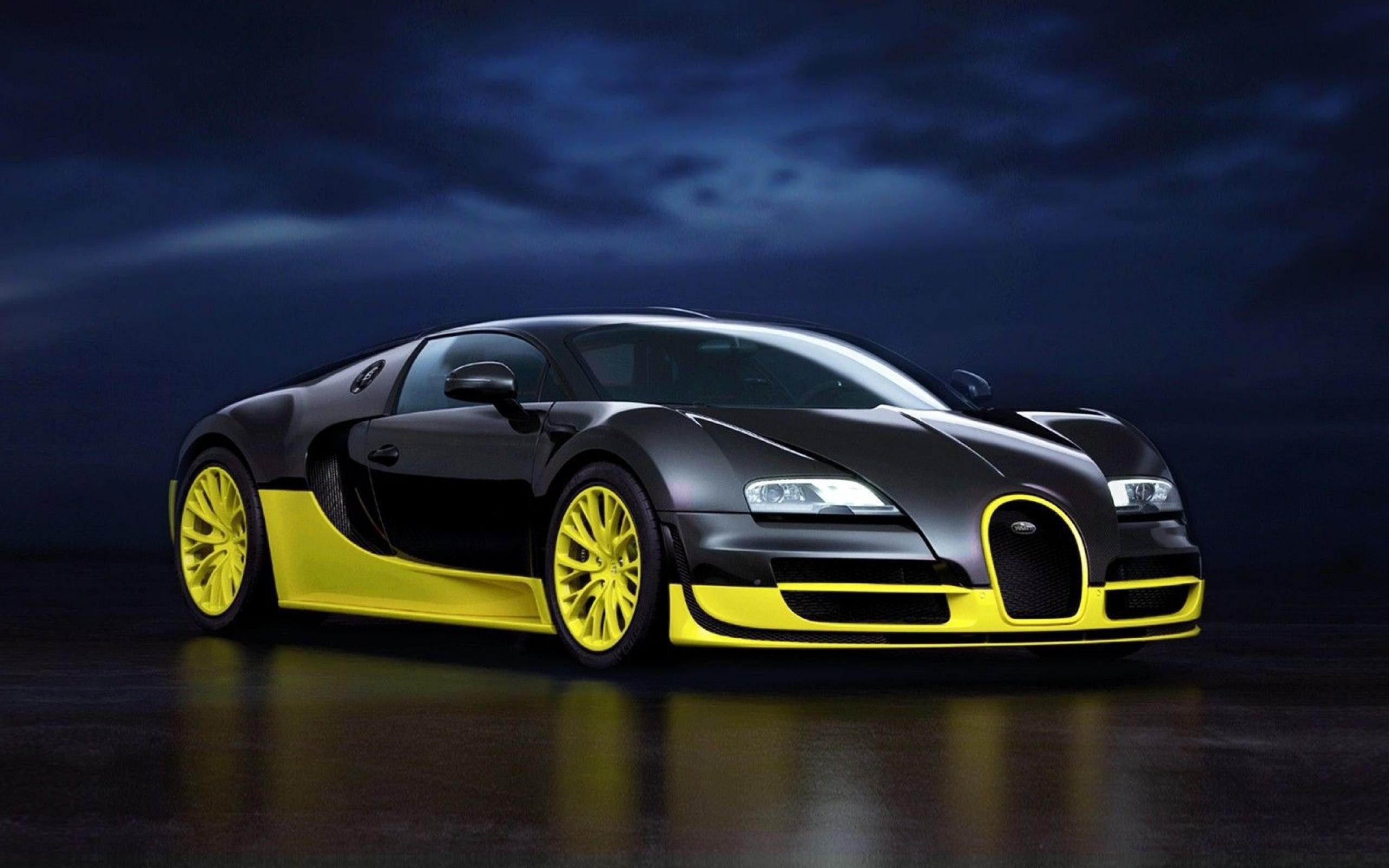 Bugatti veyron wallpaper for desktop - photo#4