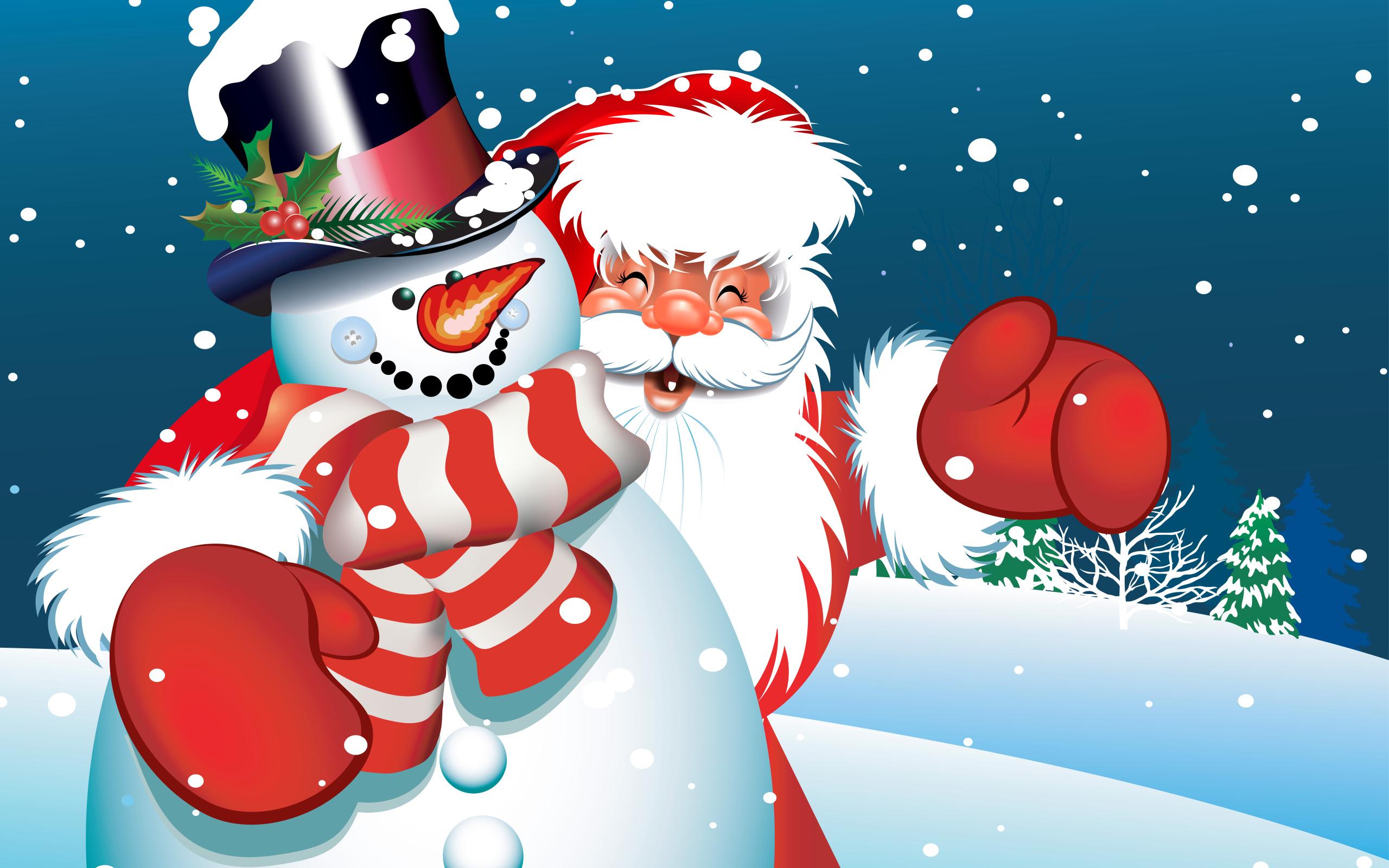 computer wallpaper santa claus face - photo #39