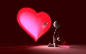 Love, heart