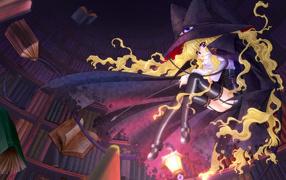 Симпатичная ведьма