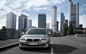 BMW 5 серии 2011