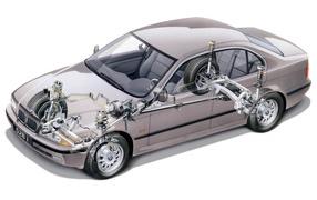 Детали Автомобиля BMW 528i