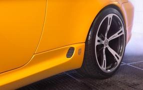 Заднеее колесо BMW Schnitzer