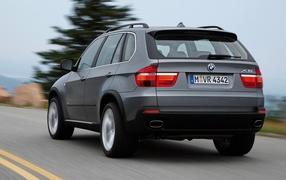Быстрый BMW X5