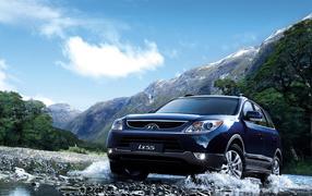 new Hyundai IX55