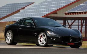 Novitec Maserati Granturismo S Tridente