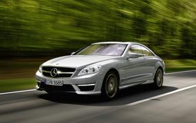 Mercedes-Benz-CL63 AMG