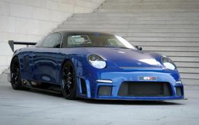9ff Powerful Porsche GT9 R