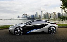 BMW-i8 Concept 2011