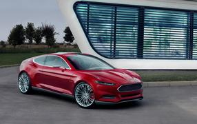 Ford-Evos Concept