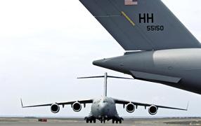 Военная авиация / на взлете