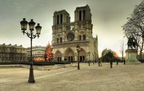The Cathedral of Notre-Dame de Paris, Paris
