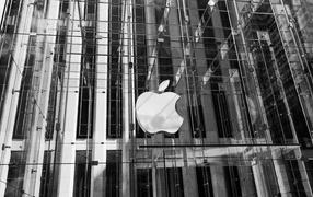 Apple здание