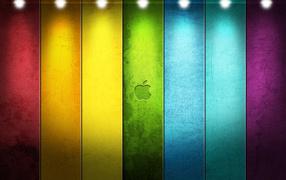 Логотип корпорации Apple