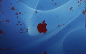 Кровавый Apple