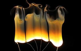 Fire-lamp