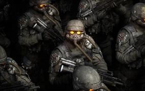 Армия военных клонов