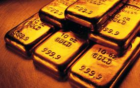 Gold 999.9 samples