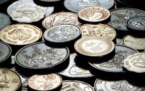 Мировые монеты