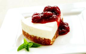 Пирожное с вареньем