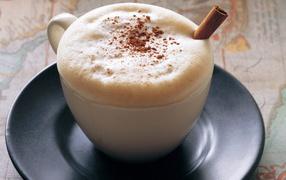 Coffee with crema