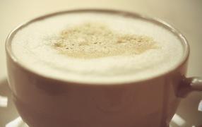 Gentle cappuccino