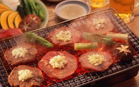 BBQ tasty meat