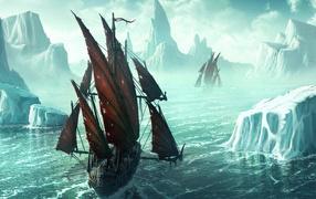 Покорение Антарктики
